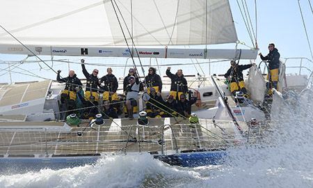 Resumen de la visita de Clipper Race a Punta del Este