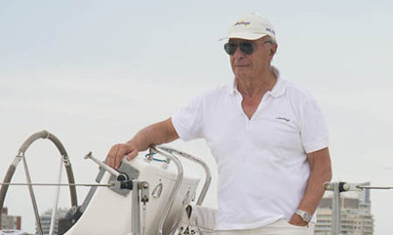 Un verdadero apasionado por el mar